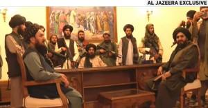21.08.16 Kabul, talebani nel palazzo del governo