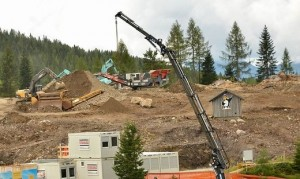 21.09.04 Pramollo, cantiere edilizio Riedergaten GmbH
