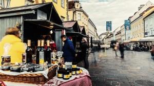 21.09.23 Giornate cucina Alpe Adria; Miglio del gusto in Klagenfurt