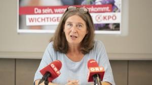 21.09.30 Elke Kahr intervistata dall'Orf