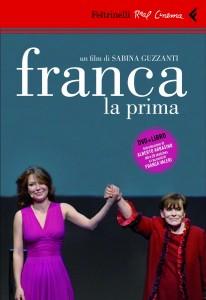Cover DVD Franca La Prima