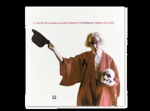 La copertina del libro fotografico di Fabrizio Ceccardi