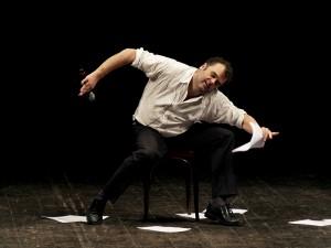 """Pippo Delbono in """"Adesso voglio musica e basta"""" il6 e 7 novembre al Ref"""