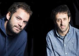 Raphael Tobia Vogel e Francesco Brandi