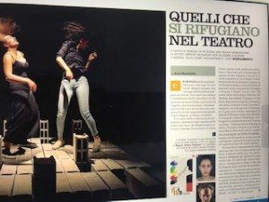 """La pagina del """"Venerdì"""" di Repubblica del 31 maggio"""