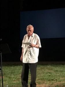 """Piergiorgio Giacchè nel """"non-compleanno"""" di Jerzy Grotowski a Perugia"""