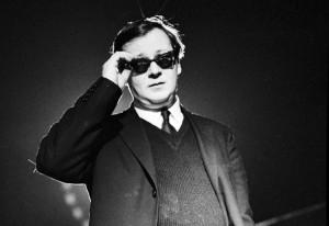Jerzy Grotowski da giovane