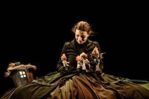 """""""Hansel e Gretel"""" del Teatro delle Briciole"""