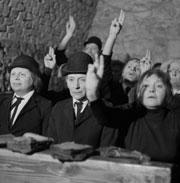 """Maria in """"La classe morta"""" 1975"""