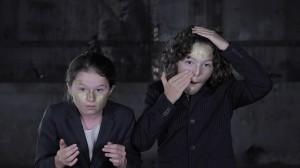 """Grete e Josef Sommadossi Loner i due bambini di """"Perform !"""""""