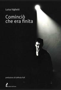 La copertina del libro di Luisa Viglietti , edizioni dell'Asino