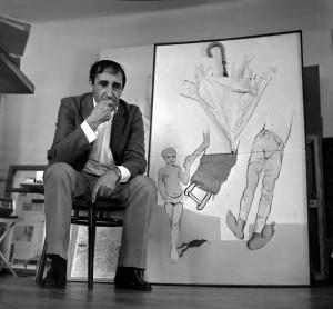 Kantor era anche un notevole artista visivo