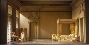 """""""Le nozze di Figaro"""" con la regia di Giorgio Strehler ripreso alla Scala"""