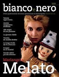 Il numero monografico di Banco e Nero dedicato a Mariangela Melato che oggi compirebbe 80 anni