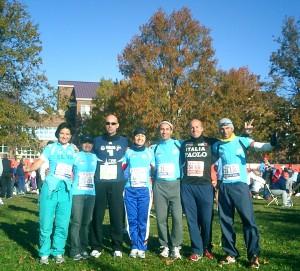 Maratona di NY 2011