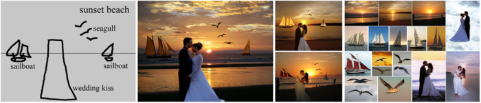 Matrimonio reale, foto virtuale
