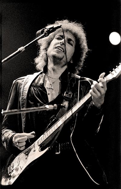 Bob Dylan 001BW