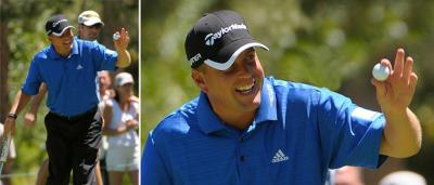 Golf manipolazione