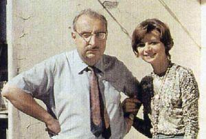 Manganelli padre e figlia