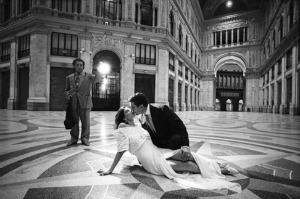 "Francesco Cito, da ""Matrimoni napoletani"", Copyright Francesco Cito"