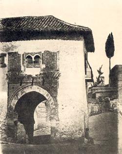 Charles Clifford, Alhambra, Granada, 1856