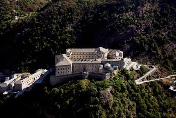 Forte di Bard, Valle d'Aosta, 2012, © Yann Arthus-Bertrand, g.c.