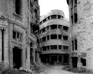 Gabriele Bsasilico, Beirut, 1991, Gabriele Basilico