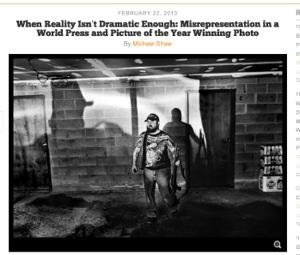 Screenshot dal blog BagNewsNotes