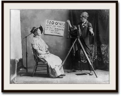 J. E. Pasonault, The Country Photographer, 1902, Library of Congress