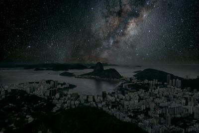 Thierry Cohen Rio de Janeiro © Photo Thierry Cohen, g.c.