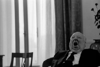Sandro Becchetti, Alfred Hitchcock, 1972, Sandro Becchetti, g.c.