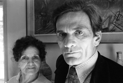 Sandro Becchetti, Pier Paolo Pasolini, 1971, Sandro Becchetti, g.c.