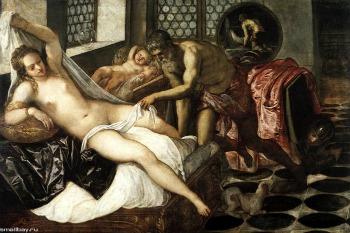 Jacopo Robusti detto il Tintoretto, Vulcano sorprende Venere e Marte, 1560 ca., Monaco, Altpinakhotek