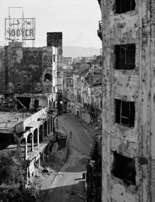 Gabriele Basilico, Beirut 1991 © Gabriele Basilico, g.c.