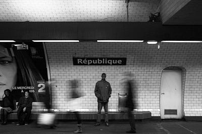 Fotografia di Francesco Lo Sapio, Parigi