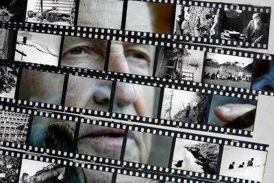 Collage di Piero Cavagna