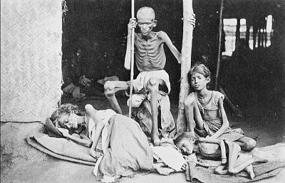 FamineIndia