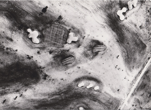 3 Mario Giacomelli - Paesaggio aereo