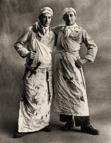 5. Irving Penn Les Garçons Bouchers