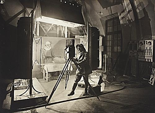 8.INVENTIONS-Lebart Lo studio come teatro di posa, 1917-1918