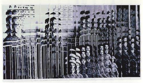 pag.16-17 Bambini di Mengele 1944 Auschwitz © 2020 Maurizio Galimberti