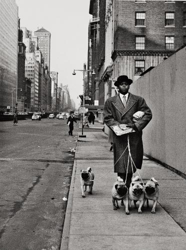 MARIO DE BIASI_New York, 1956