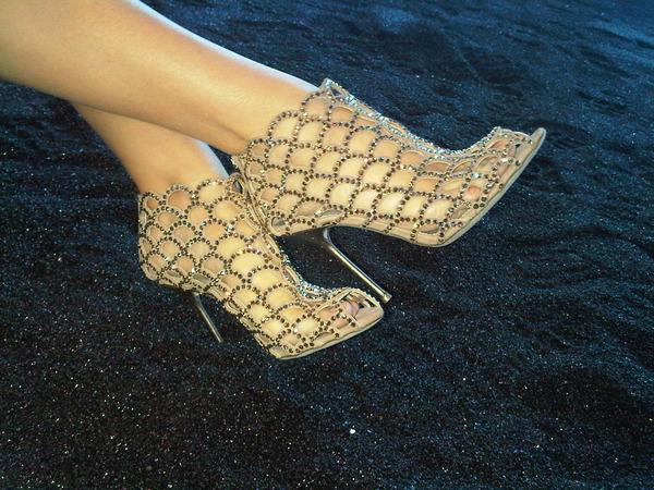 Le mie scarpe di oggi