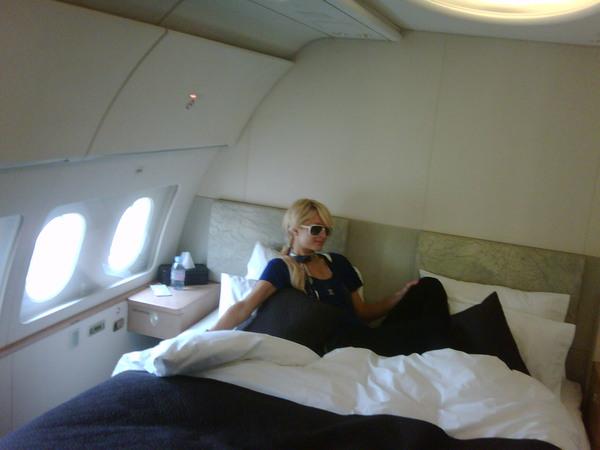 Paris Hilton - Riposino ad alta quota