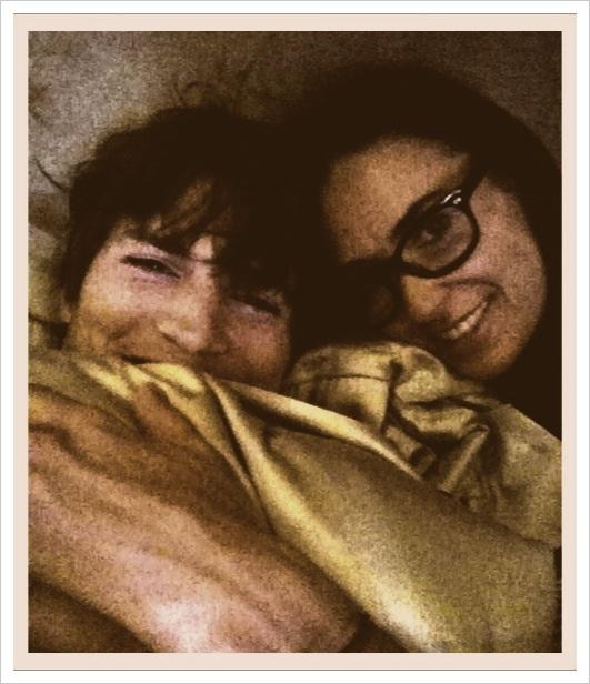 Demi Moore e Ashton Kutcher - Ritratto di coppia sotto le lenzuola