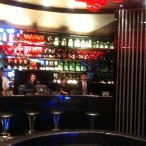 Martini bar nella boutique Dolce&Gabbana