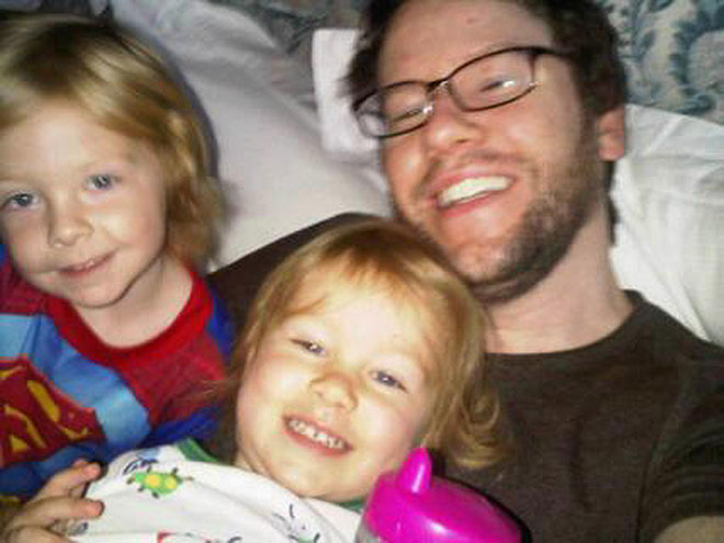 Papà e bambini - Tori Spelling