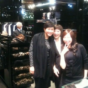 La boutique di Shangai