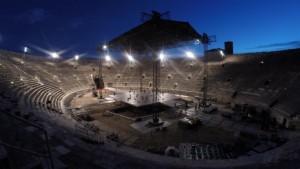 The Dark Side of the Show all'Arena di Verona