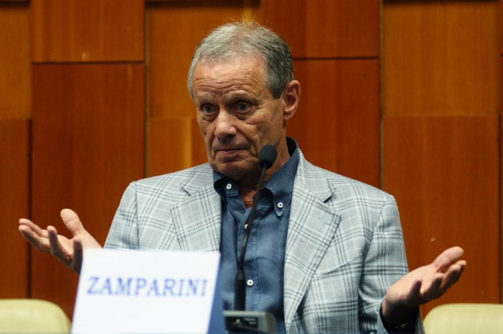 Maurizio Zamparini (foto di Mike Palazzotto)